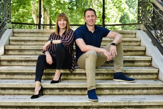Ana i Igor Čerenšek