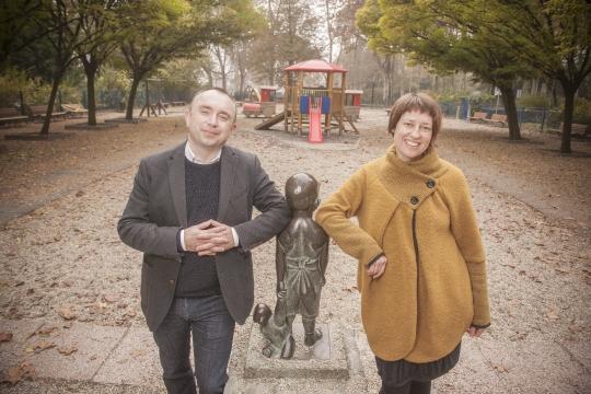 Berto Salaj, Martina Horvat, Sabina Glasovac