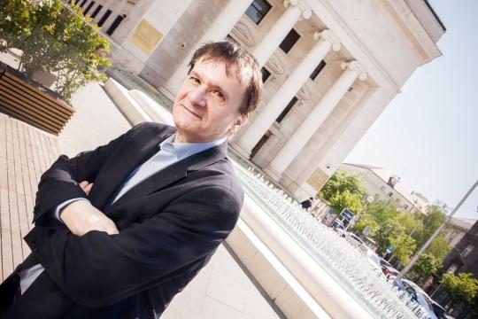 Boris Podobnik