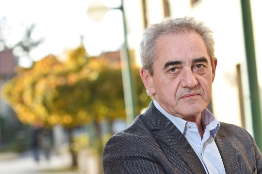 Damir Bakic, saborski zastupnik koalicije Mozemo!