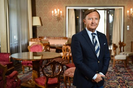 Davor Miličić, potpredsjednik HAZU
