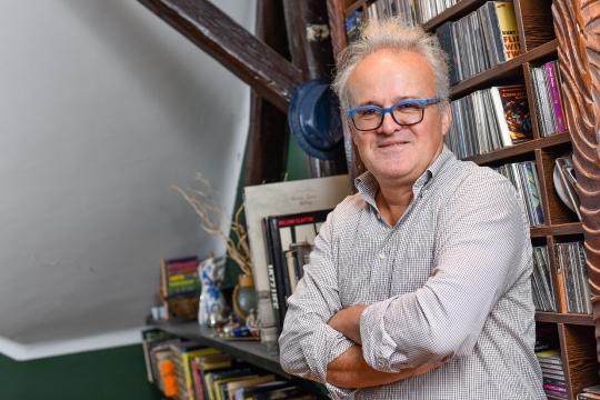 Dražen Kokanović, direktor Zagreb Jazz festivala