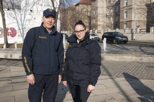 Goran Maligec i Kristina Pavković