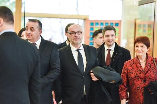 Inauguracija Zorana Milanovića