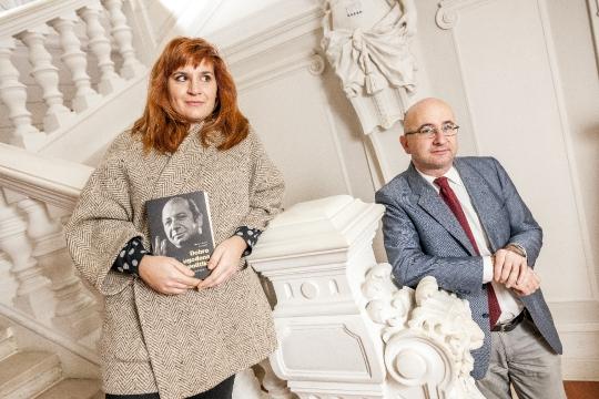 Jana Radić i Marijan Lipovac