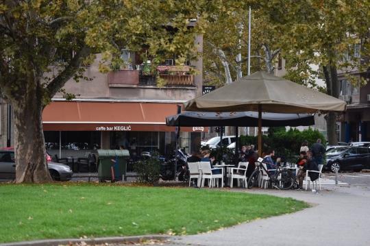 Kafići na Kegliću