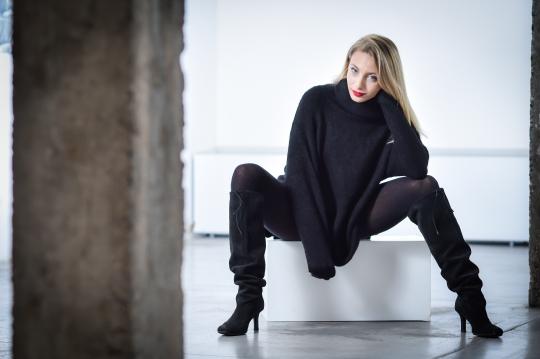 Klara Mucci, glumica