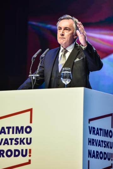 Miroslav Škoro predizborni skup