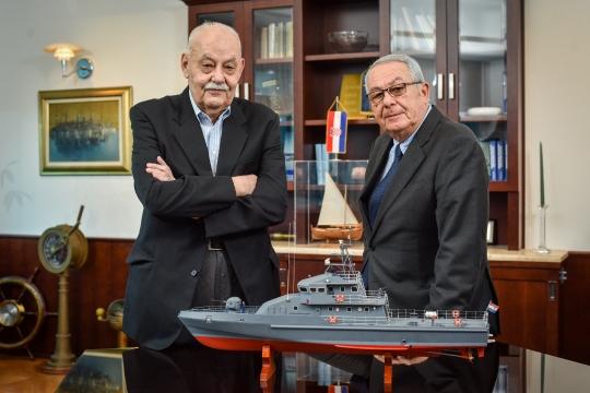Mladen Šarić i Ivan Adum