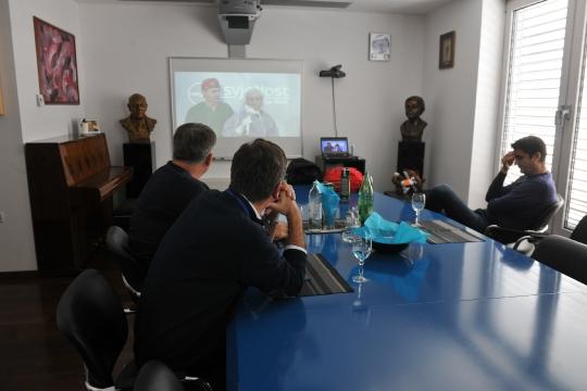 Nikica Gabric operacija, Ljiljana Zergollern, Cupak
