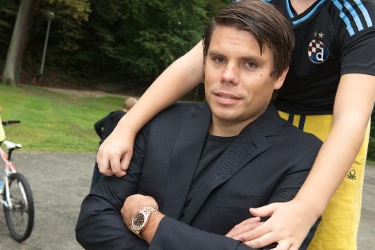 Ognjen Vukojević , nogometaš