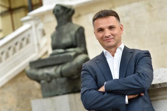 Đorđe Gardašević, profesor