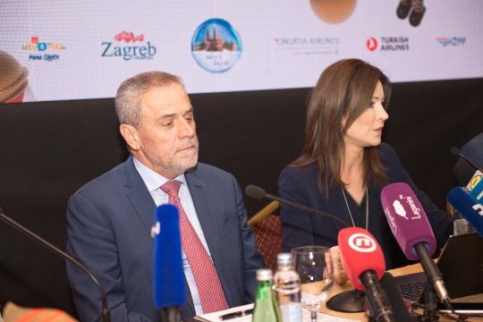Predstavljanje Adventa u Zagrebu2019