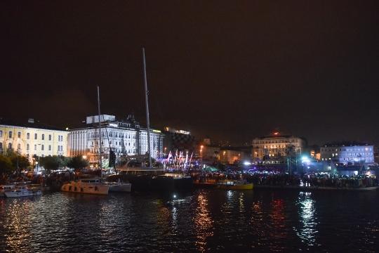 Rijeka 2020 otvorenje