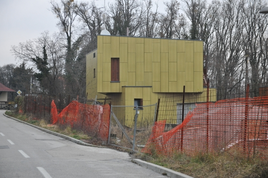 Stambeno naselje Gorica, crkva zgrade